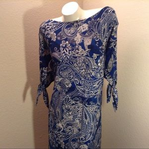 DB Paisley Dress